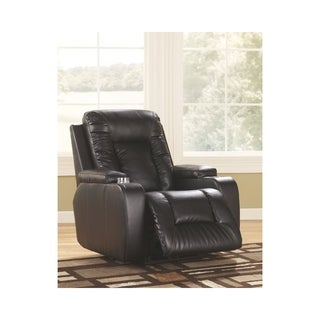 Ashley Signature Design Eclipse Matinee Zero Brown Wall Recliner
