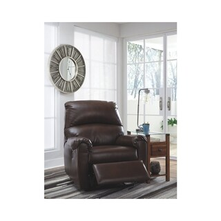 Signature Design by Ashley Espresso Crozier Power Recliner