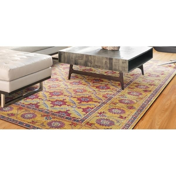 Kas Dreamweaver Golden Sunrise Rug On Free