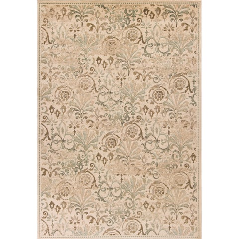 Copper Grove Vocklabruck Ivory Area Rug