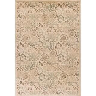 Heritage Ivory Florence - 7'7 x 10'10