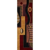 Signature Jewel Tone Multishapes - 2'6 x 8'