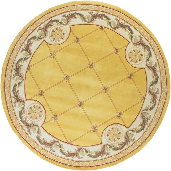 Jewel Gold Fleur-De-Lis - 7'9