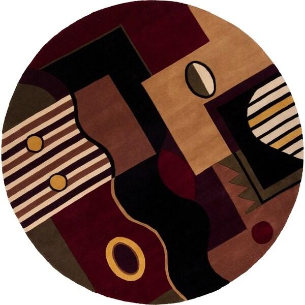 Signature Jewel Tone Multishapes - 7'6