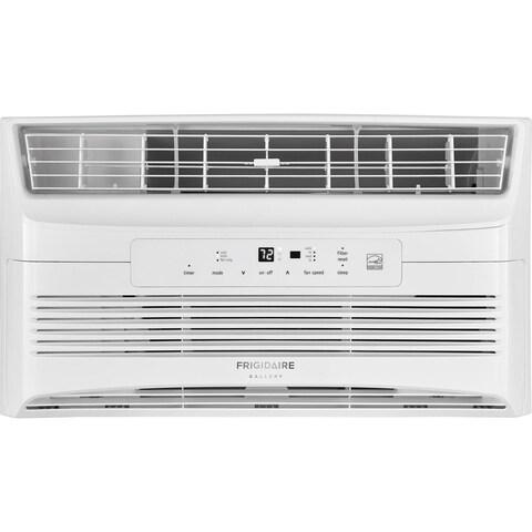 Energy Star 115V 8,000 BTU Window Air Conditioner with Remote Control - White