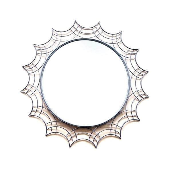 """Handmade Vita Mirror - 35"""" x 35"""""""