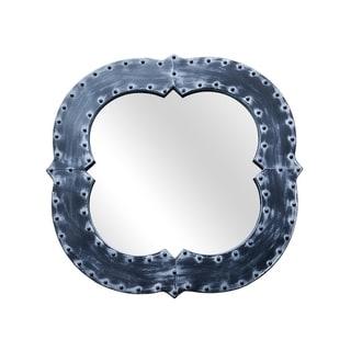 "Handmade Antique Colt Mirror - 32"" x 32"""