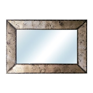 "Handmade Salome Mirror - 28"" x 41"""