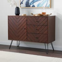 Jasper Laine Alexandira 1 Door 3 Drawer Buffet