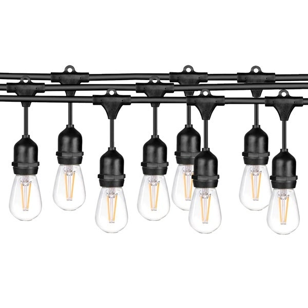 Shop LEDPAX 24 FT LED Outdoor Waterproof String Lights, 7