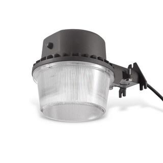 LEDPAX LED Dusk-To-Dawn Barn Light Outdoor Flood Light With Photocell, 35W, 4200 Lumens