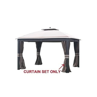 Replacement Gazebo curtain to L-GZ815PCO-F-P