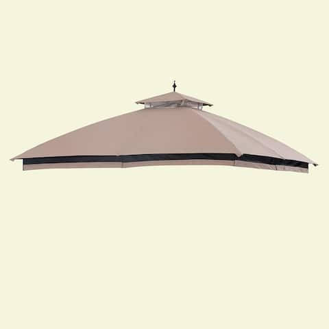 Sunjoy Replacement Canopy Set for Gazebo Model L-GZ038PST-F
