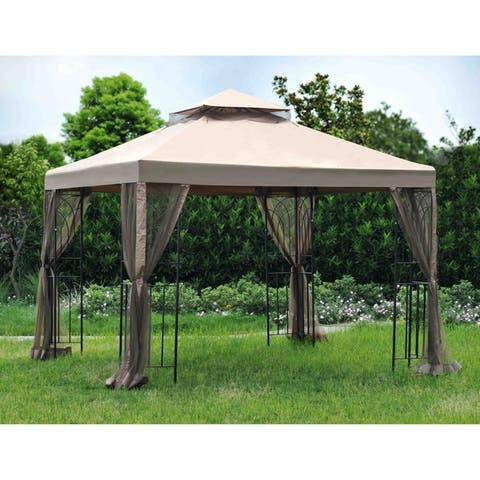 Replacement Gazebo top to L-GZ385PST-D-GH