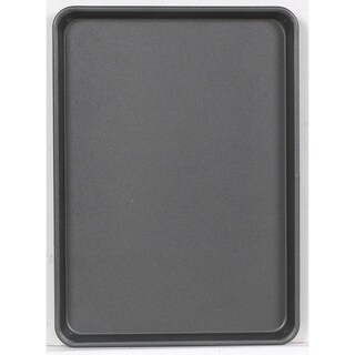 Chicago Metallic 18 in. L x 13 in. W Cookie and Jelly Roll Pan Gray