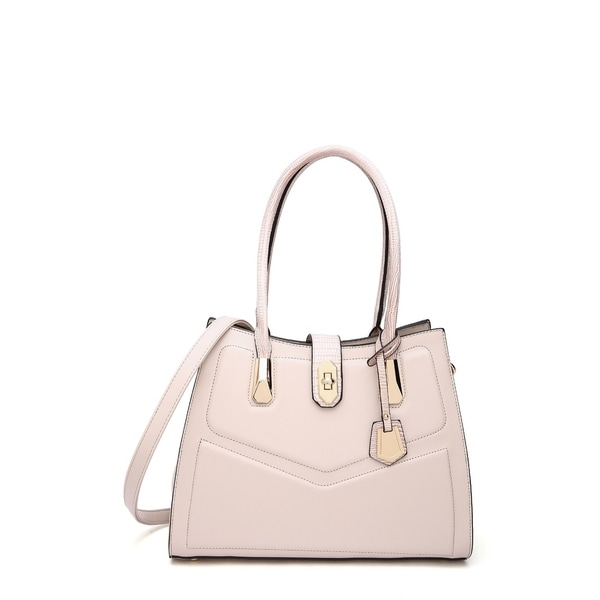 MKF Collection by Mia K Farrow Posh Satchel Bag