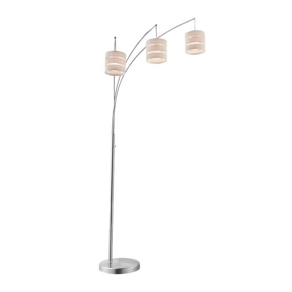 Falan 3-light floor lamp
