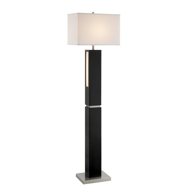 Moulton floor lamp