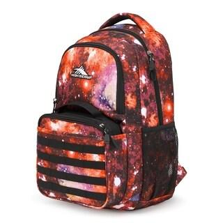 High Sierra Joel Lunch Kit Backpack, Space Age/Black