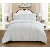 Elegant Comfort Luxury 10-PIECE Bed in a Bag Puff Collection Comforter Set Premium Includes Bed Sheet Set