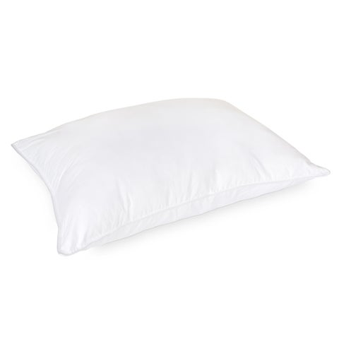 Jennifer Adams Hotel 400 Thread Count Ultimate Down Alternative Pillow - White