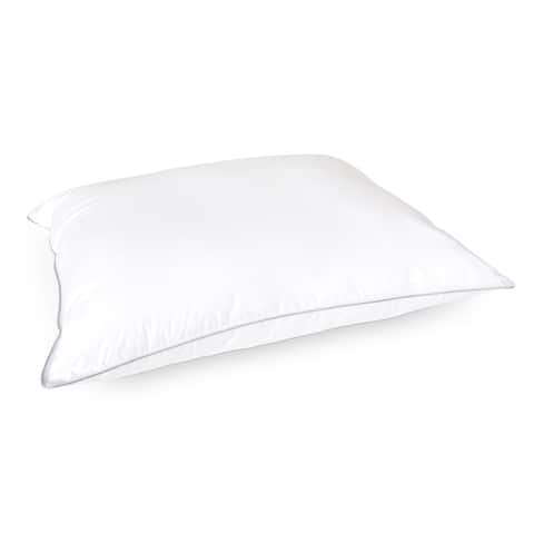 Jennifer Adams Luxury Ultimate Down Alternative Batiste Pillow - White
