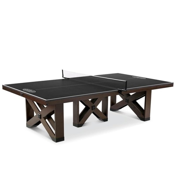 Barrington Fremont Collection Official Size Table Tennis Table - Black - N/A