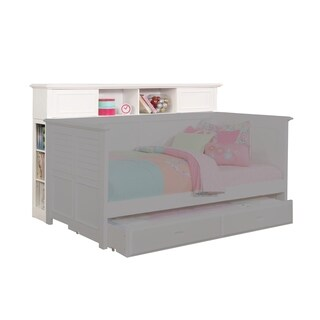 Bookcase Add-on for White Daybed
