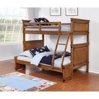 Coronado Rustic Honey Twin-over-full Bunk Bed