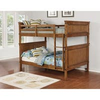 Coronado Rustic Honey Bunk Bed