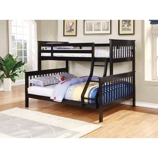 Chapman Transitional Twin-over-full Bunk Bed (2 options available)