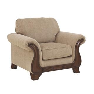 Shop Safavieh Nail Head Straw Cotton Club Chair Free