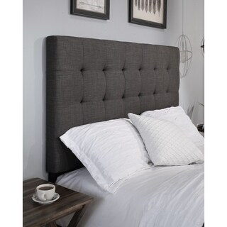 Manhattan Upholstered Tufted Headboard