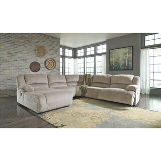 Signature Design by Ashley Granite Toletta Right-Arm Facing Power Recliner