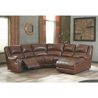 Signature Design by Ashley Canyon Billwedge Left-Arm Facing Recliner
