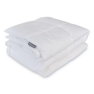 Sealy Posturepedic Luxurious Damask Cotton Down Alternative Comforter
