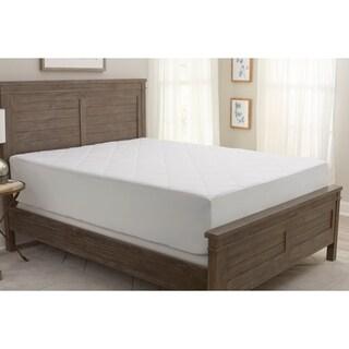 Serta Perfect Sleeper Allergen Protection Mattress Pad