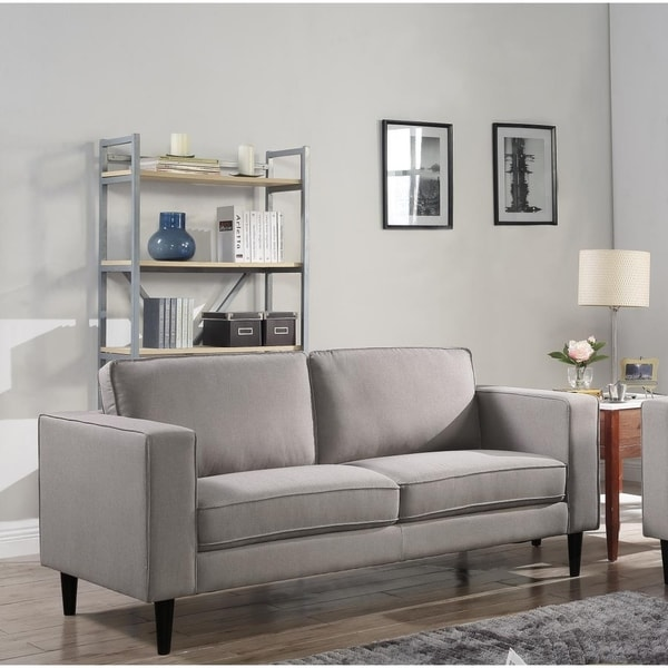 Lyke Home Luke Beige Sofa