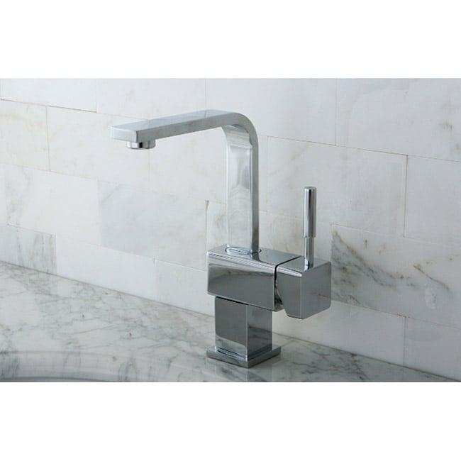 Toronto Euro-style Chrome Bathroom Faucet