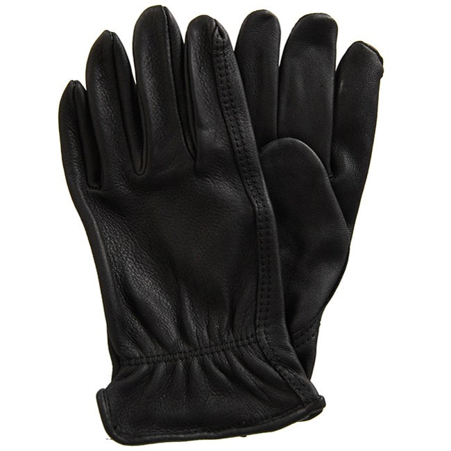 Boston Traveler Men's Deerskin Leather Gloves