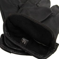 Boston Traveler Men's Deerskin Leather Gloves - Thumbnail 1