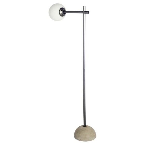 Mercana Kedey IV Black Metal Table Lamp