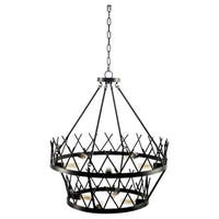 Mercana Greer Metal Chandelier