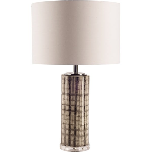 Mercana Arcadia White Ceramic Table Lamp