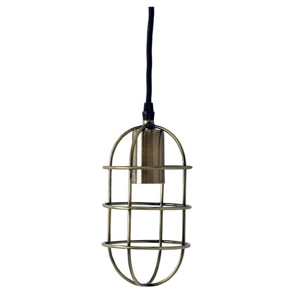 Mercana Hines I Metal Pendant Light
