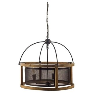 Mercana Penhill Wooden Chandelier