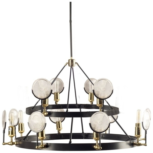 Mercana Langford II Metal Chandelier