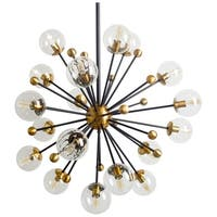 Mercana Larue (Box A & B) Metal Chandelier