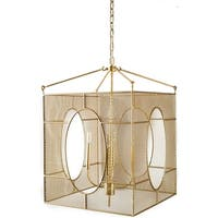 Mercana Garfield Metal Chandelier