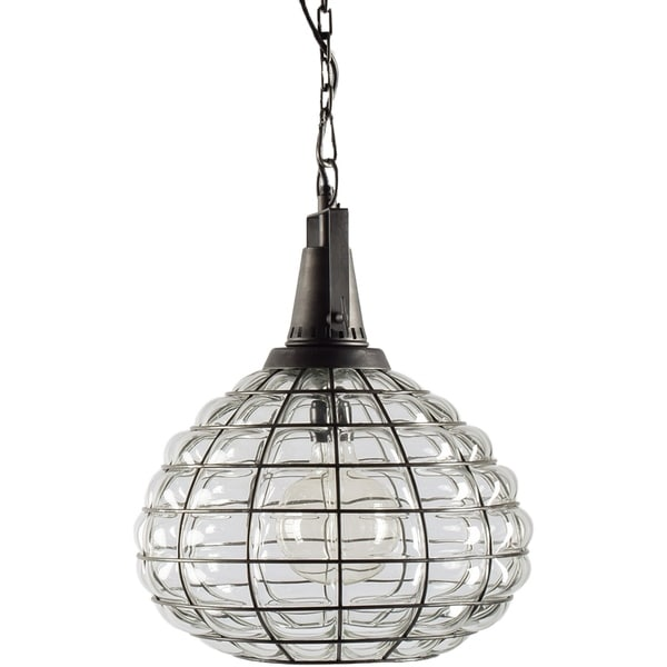 Mercana Beehive Metal Chandelier